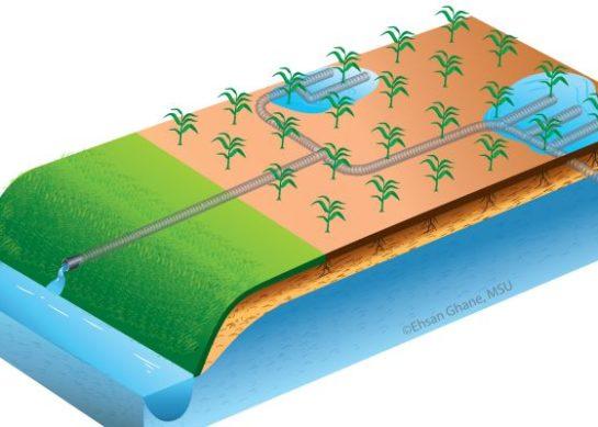 Drenaje de suelos para uso Agricola (PDF)